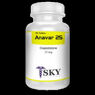 Anavar 25mg-Skypharma